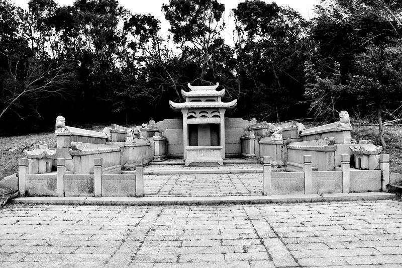 Tomba di Chén Jiàn - 陳健墓