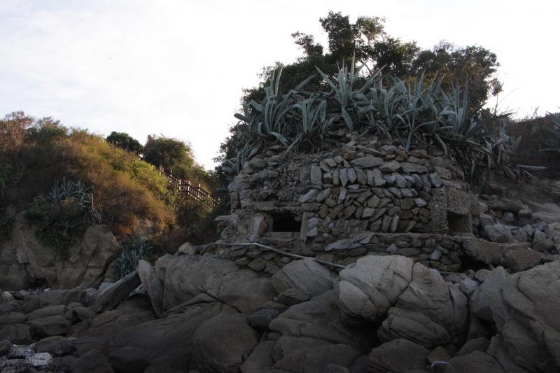 Shāxī Fortress - 沙溪堡: 碉堡 bunker