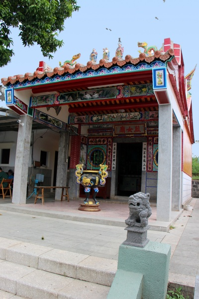 Chaste Maiden Temple - 烈嶼青岐烈女廟 IMG_3402.JPG