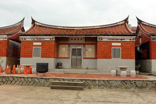 Hòupǔtóu Huang family settlement - 后浦頭黃宅 IMG_3111.JPG