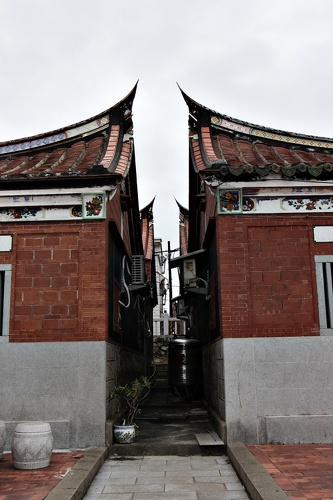 Hòupǔtóu Huang family settlement - 后浦頭黃宅 IMG_3135.JPG