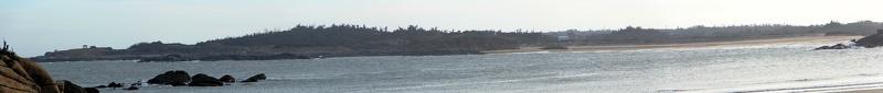 Xībiān [溪邊] beach panorama.jpg
